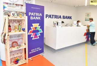Patria Bank și-a redus apreciabil pierderile