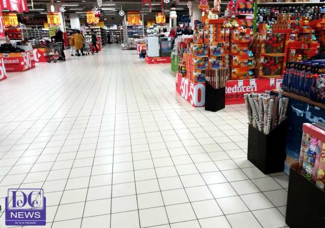 De Anul Nou, supermarketurile vor fi închise