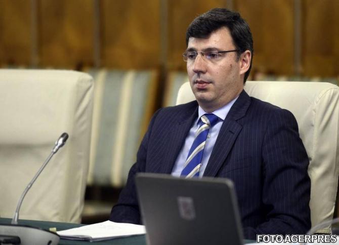 Ionut Misa, şeful ANAF