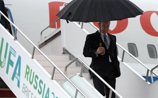 Vladimir Putin vizitează Serbia