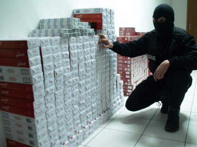 Producătorii de țigări au concurență din partea contrabandiștilor