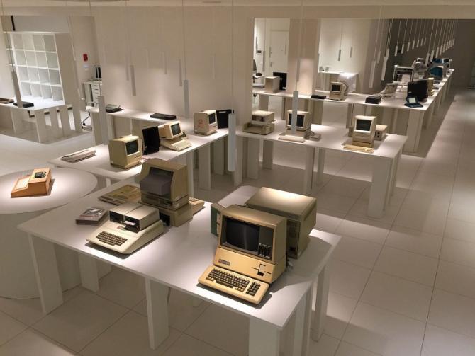 Muzeul Apple de la Praga