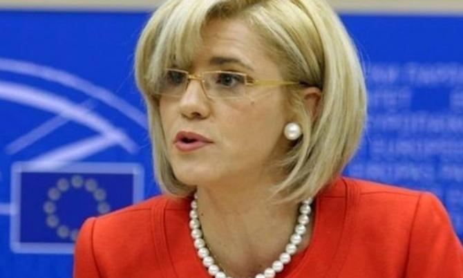 Corina Crețu, comisar european pentru Politici Regionale
