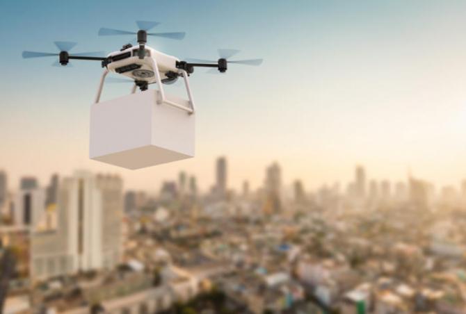 Utilizarea dronelor în zona aeroporturilor este interzisă
