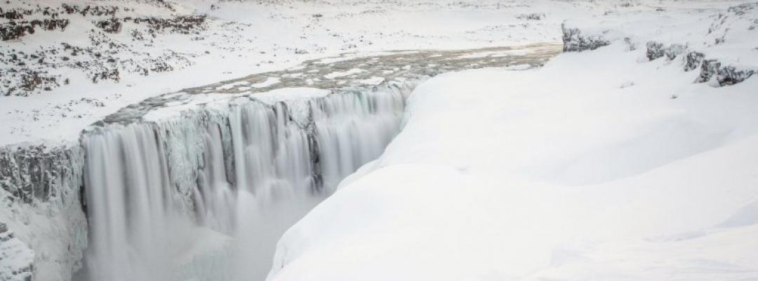 Cascada Dettifoss, Islanda
