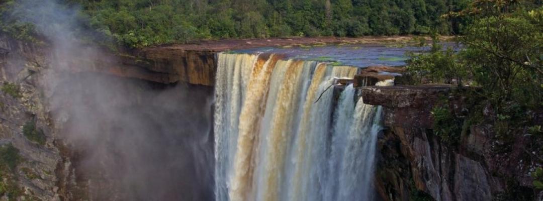 Cascada Kaieteur, Guyana