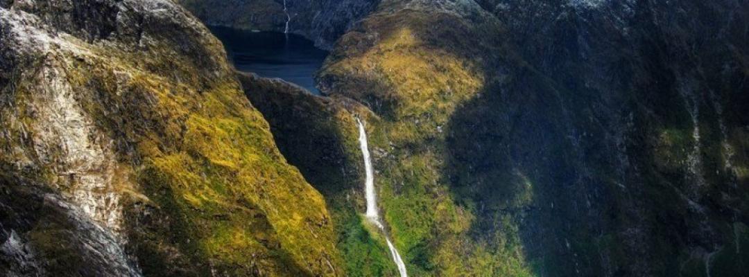 Cascada Sutherland, Noua Zeelanda