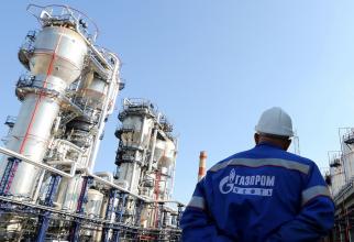 Gazprom a trimis primul TANC PETROLIER spre China