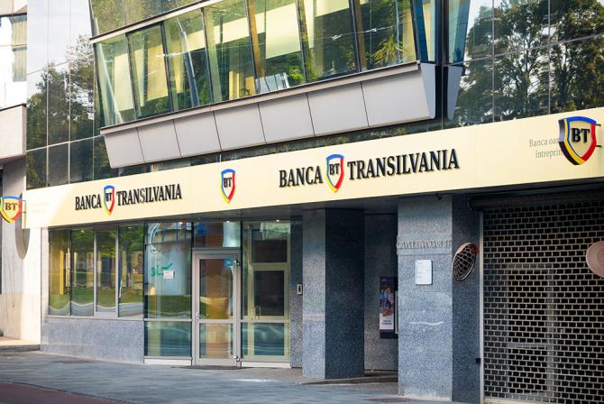 Banca Transilvania a avut acțiunile cele mai tranzacționate la ședința de miercuri ai BVB