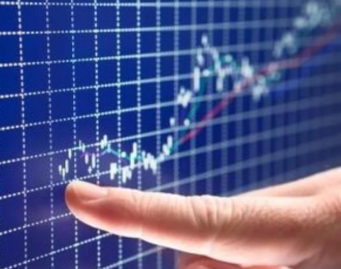 Indicii bursieri au crescut, dar volumul tranzacțiilor este redus