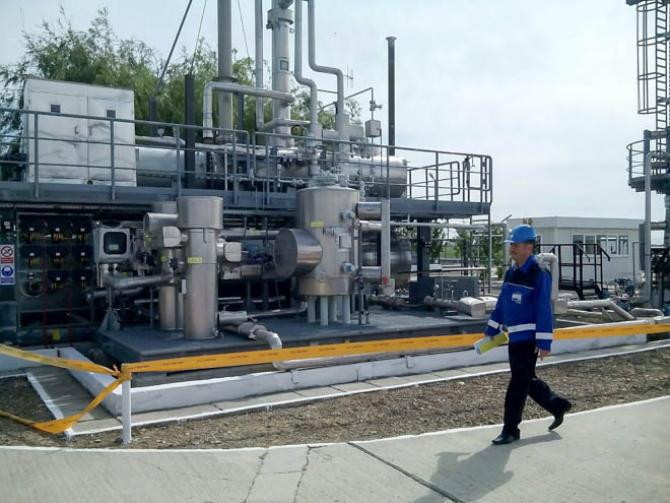 Plafonarea prețului la gaze a afectat Bursa Română de Mărfuri
