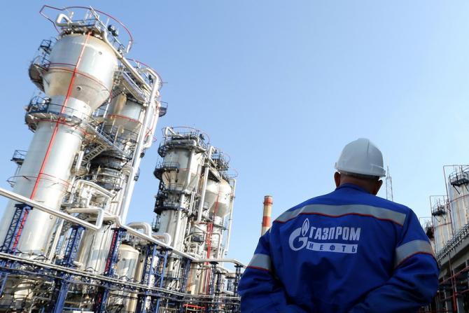 Cota de piață a Gazprom în Europa este în creștere