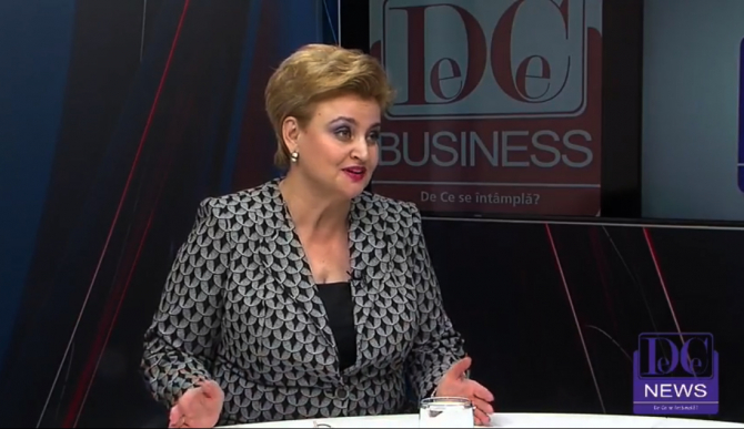 Graţiela Gavrilescu, cea care a condus Ministerul Mediului