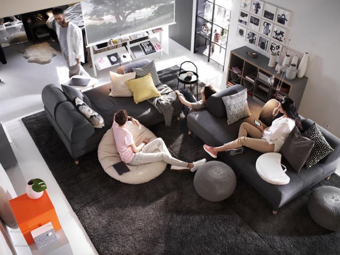 Ikea vrea să promoveze reciclarea mobilierului
