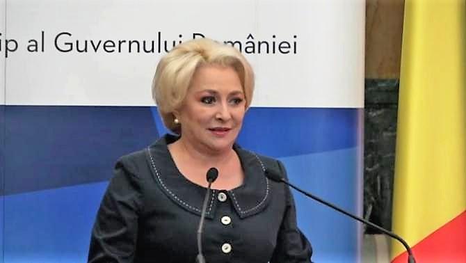 Primul-ministru Viorica Dăncilă