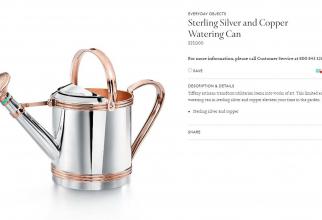Obiecte de uz casnic din argint
