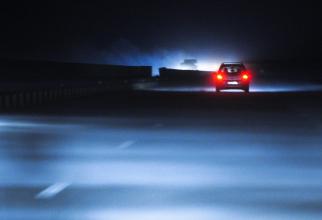 Viscolul afectează desfășurarea traficului rutier