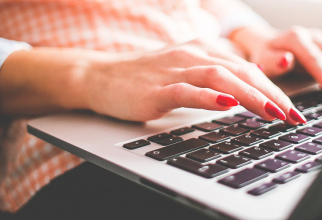 Afaceri cu scrierea de texte