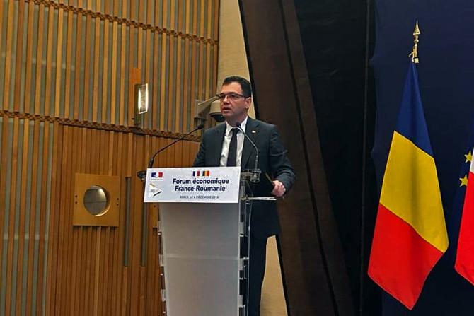 Mediul de Afaceri, Comerţ şi Antreprenoriat, Ştefan-Radu Oprea
