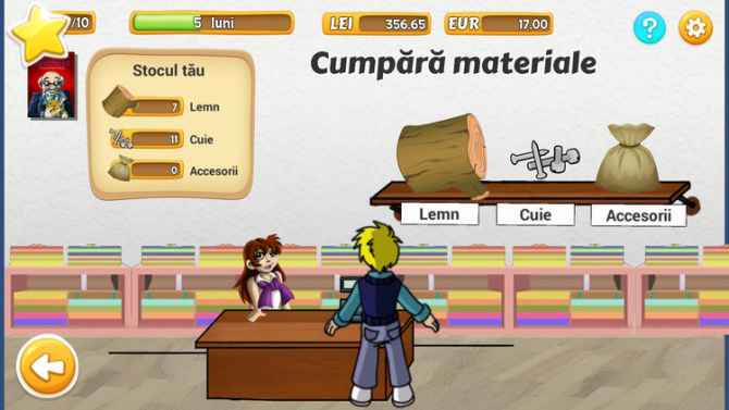 Prima aplicație de educație financiară pentru copii, omologată de Ministerul Educației