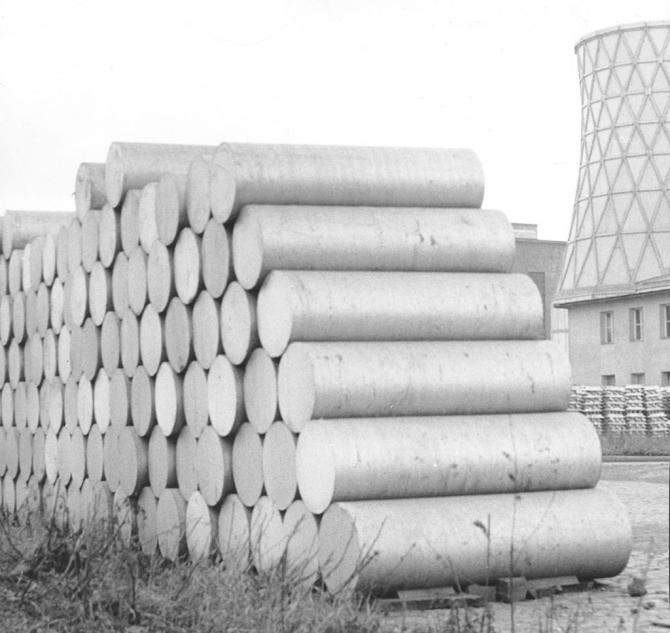 Rusal este al doilea producător mondial de aluminiu