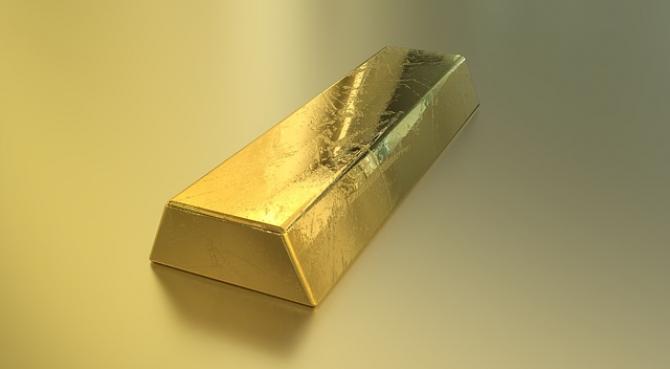 Metalul galben nu rezistă presiunilor