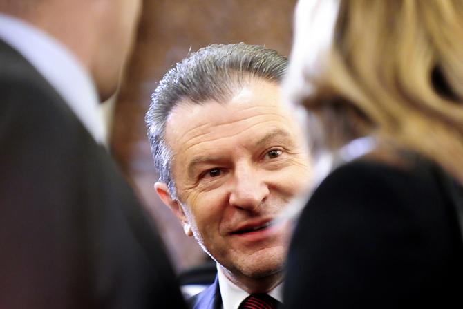 Radu Berceanu, abandonat de cel mai sigur asociat