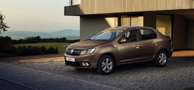 Dacia Logan, cea mai vândută mașină în România