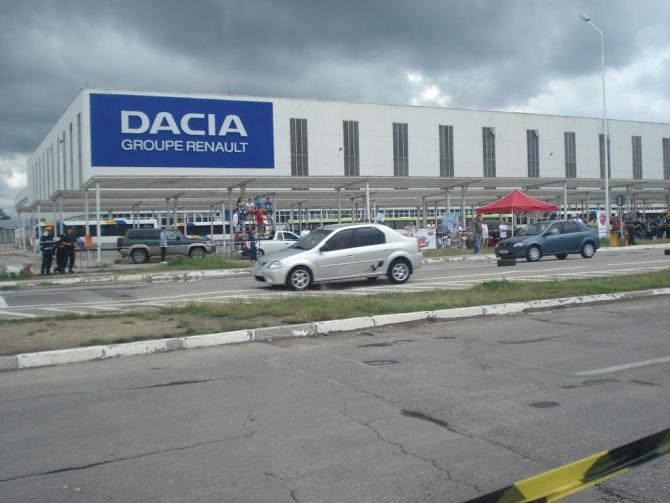 Dacia are vânzări în creștere în Europa