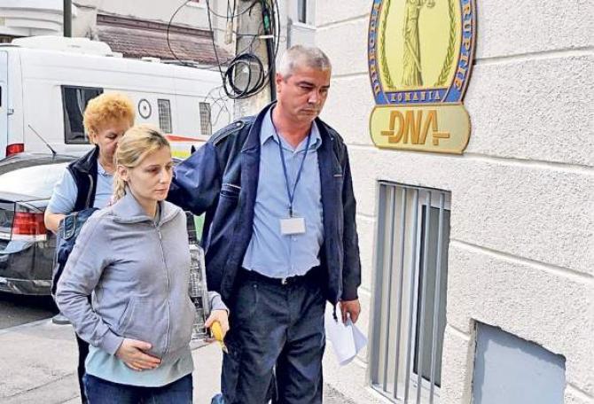 Diana Nemeş şi soţul său pot fi oricând personajele unui film care să concureze Naşul