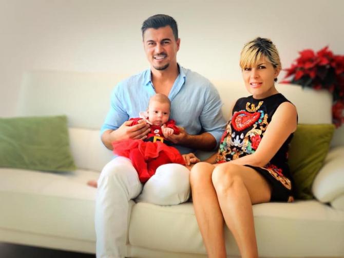 Elena Udrea, Adrian Alexandrov si Eva