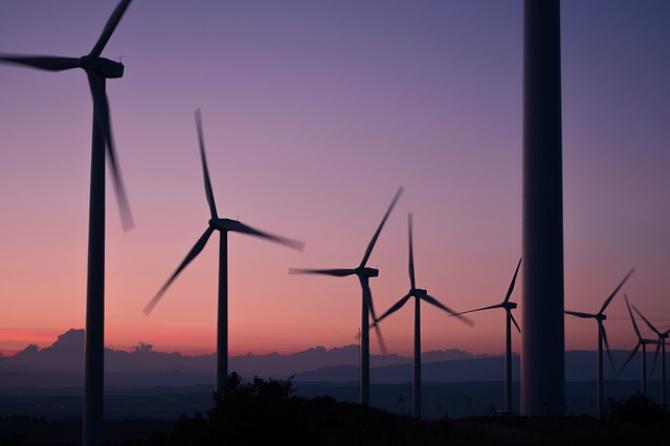 Industria de energie eoliana