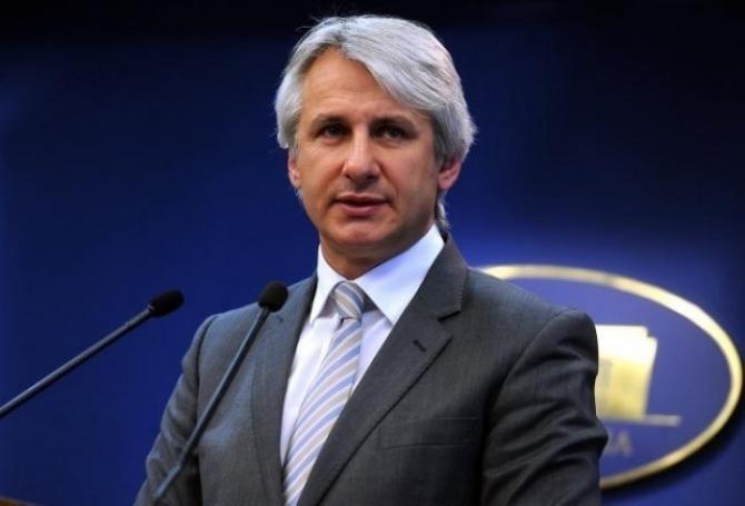 Ministrul Finanțelor, Eugen Teodorovici