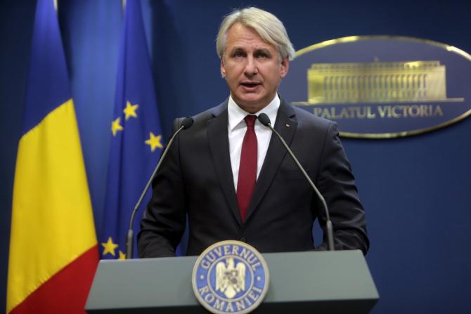 Ministrul Finanțelor Publice, Eugen Teodorovici
