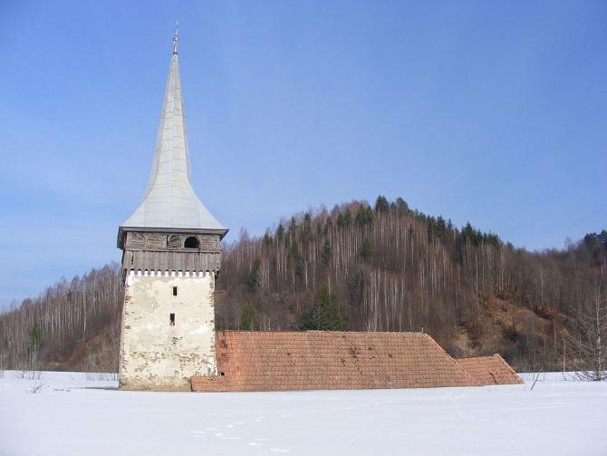 Biserica din Geamăna