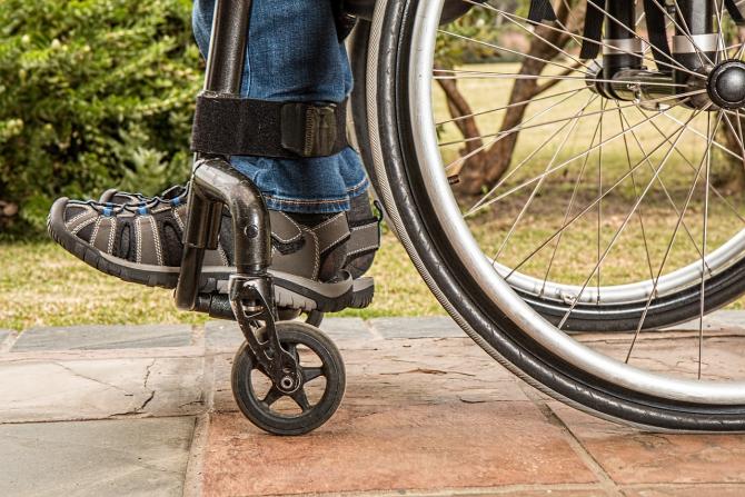 Prestațiile sociale pentru persoanele cu handicap, plătite direct de agențiile teritoriale