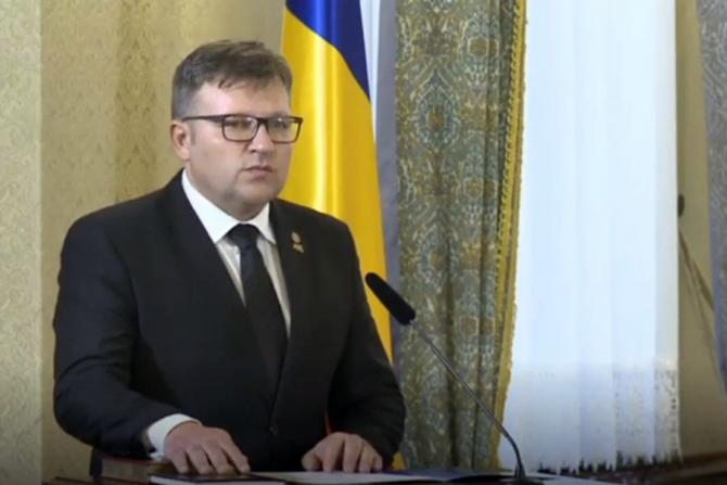 Ministrul Muncii, Marius Budăi