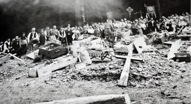 Mutarea mortilor la Bicaz