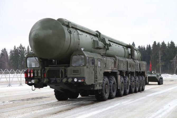 Rușii se laudă că rachetele lor sunt spaima lumii