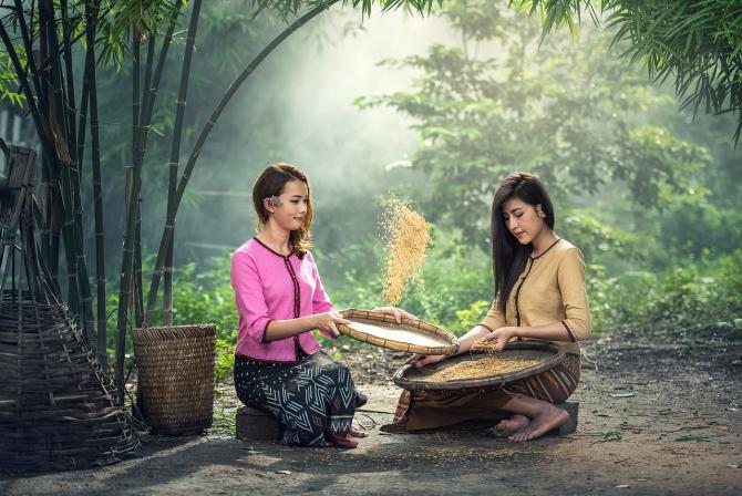 China importa până acum orez din Asia de Sud-Est