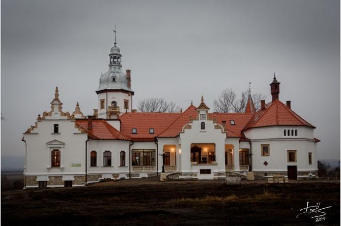 Palatul de la Sâncrai
