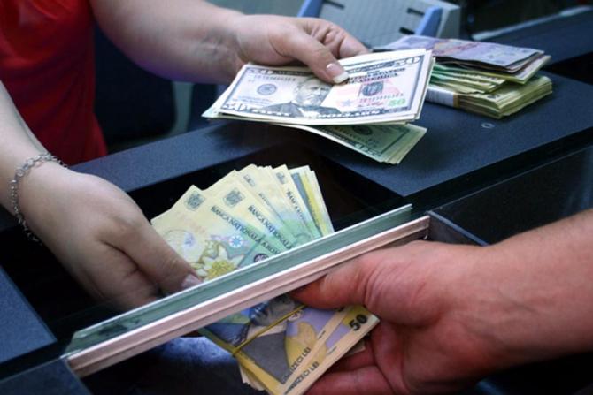 Curs valutar: LEUL s-a depreciat în raport cu EURO