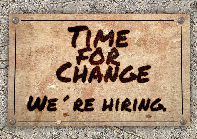 Rata șomajului în România este în scădere