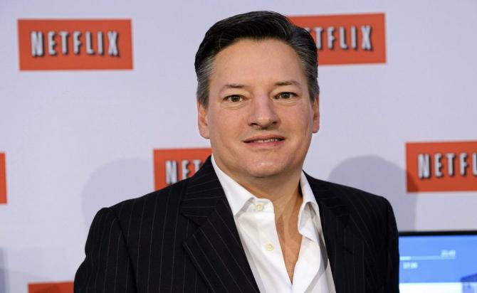 Netflix - Ted Sarandos
