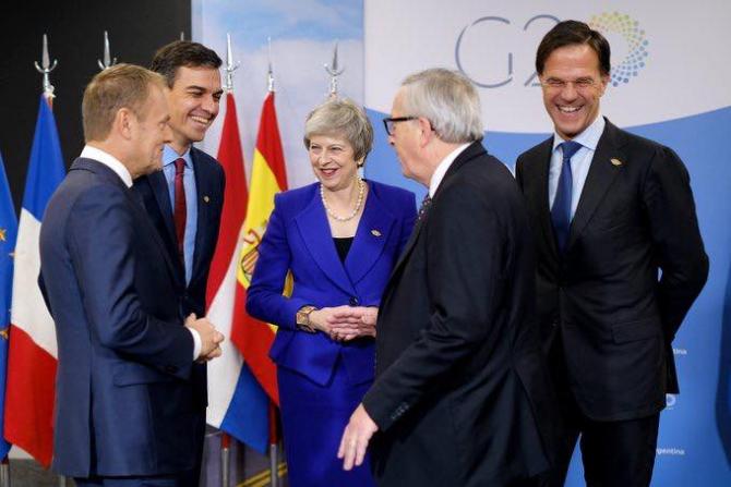 Înaintea confruntării cu UE