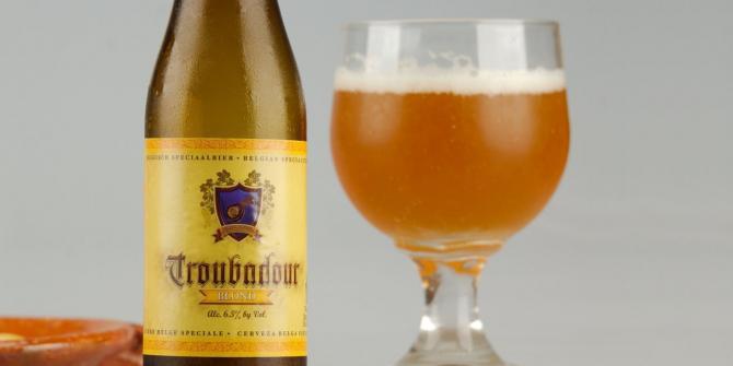 Troubadour Blond, Belgia