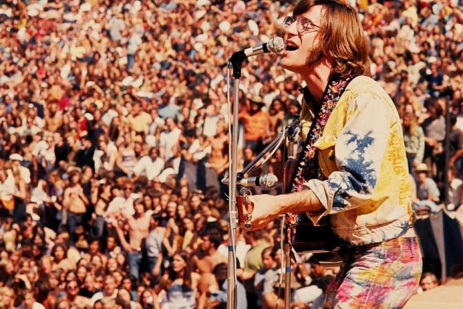 Woodstock în 1969