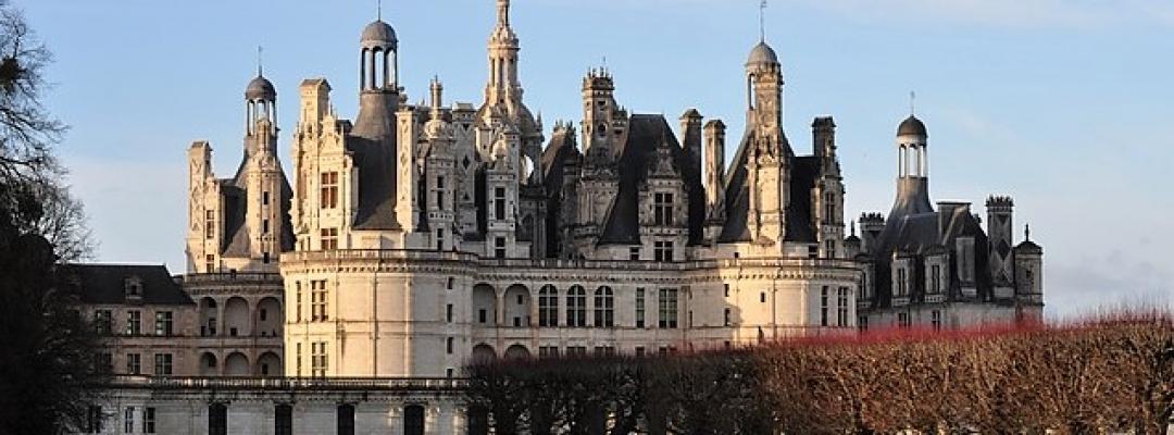 Franța. Castelele de pe Valea Loarei