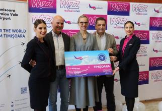 Wizz Air oferă noi destinații
