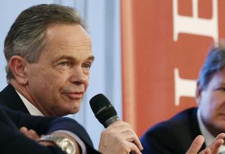 Andreas Treichl, CEO Erste